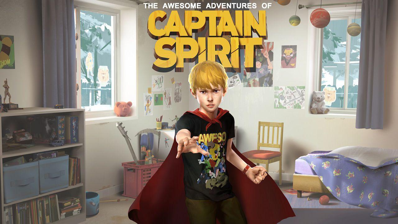 Le fantastiche avventure di Captain Spirit: prepararsi a Life is Strange 2 thumbnail