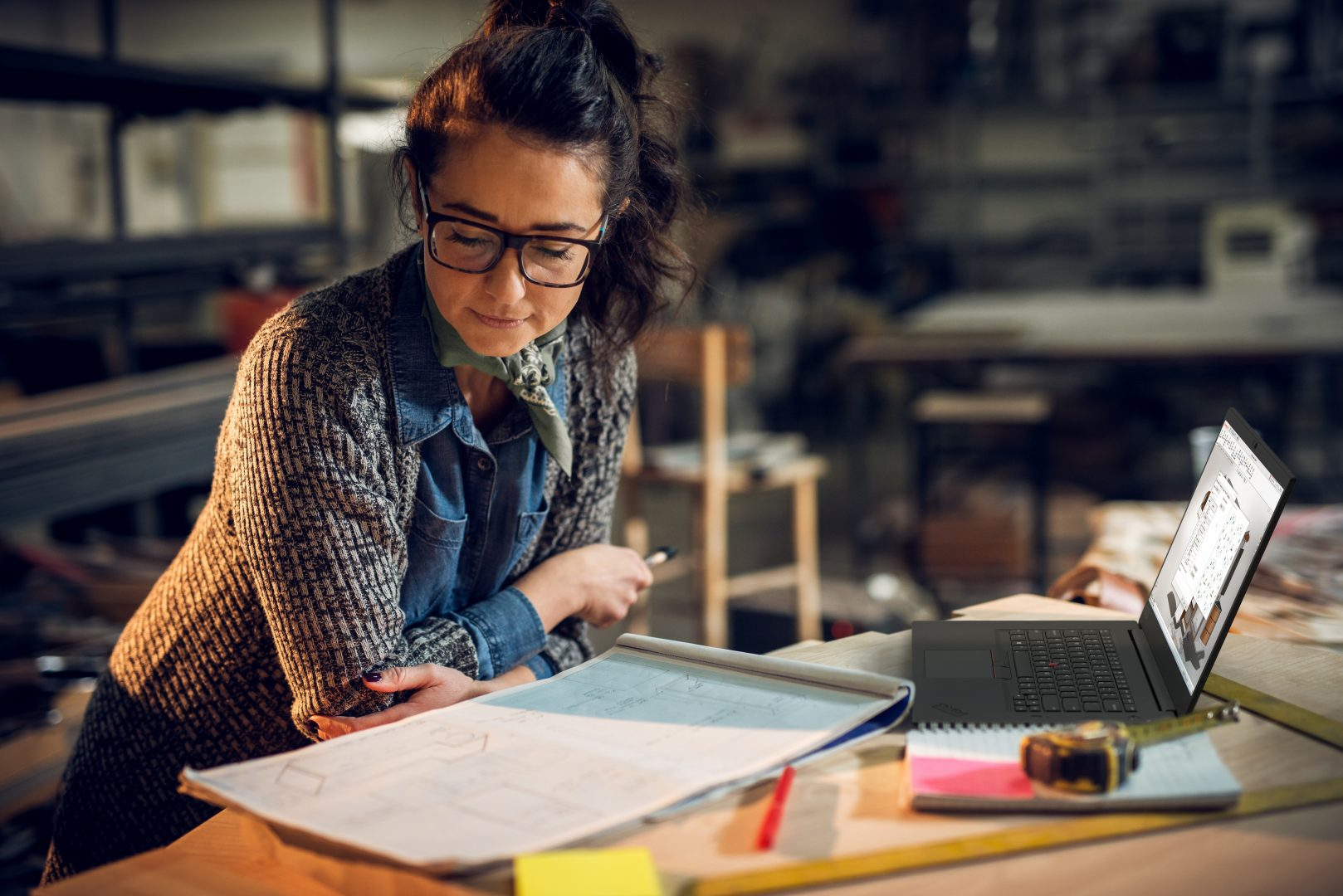 Lenovo ThinkPad P1 e ThinkPad P72, prestazioni eccezionali in un design elegante thumbnail