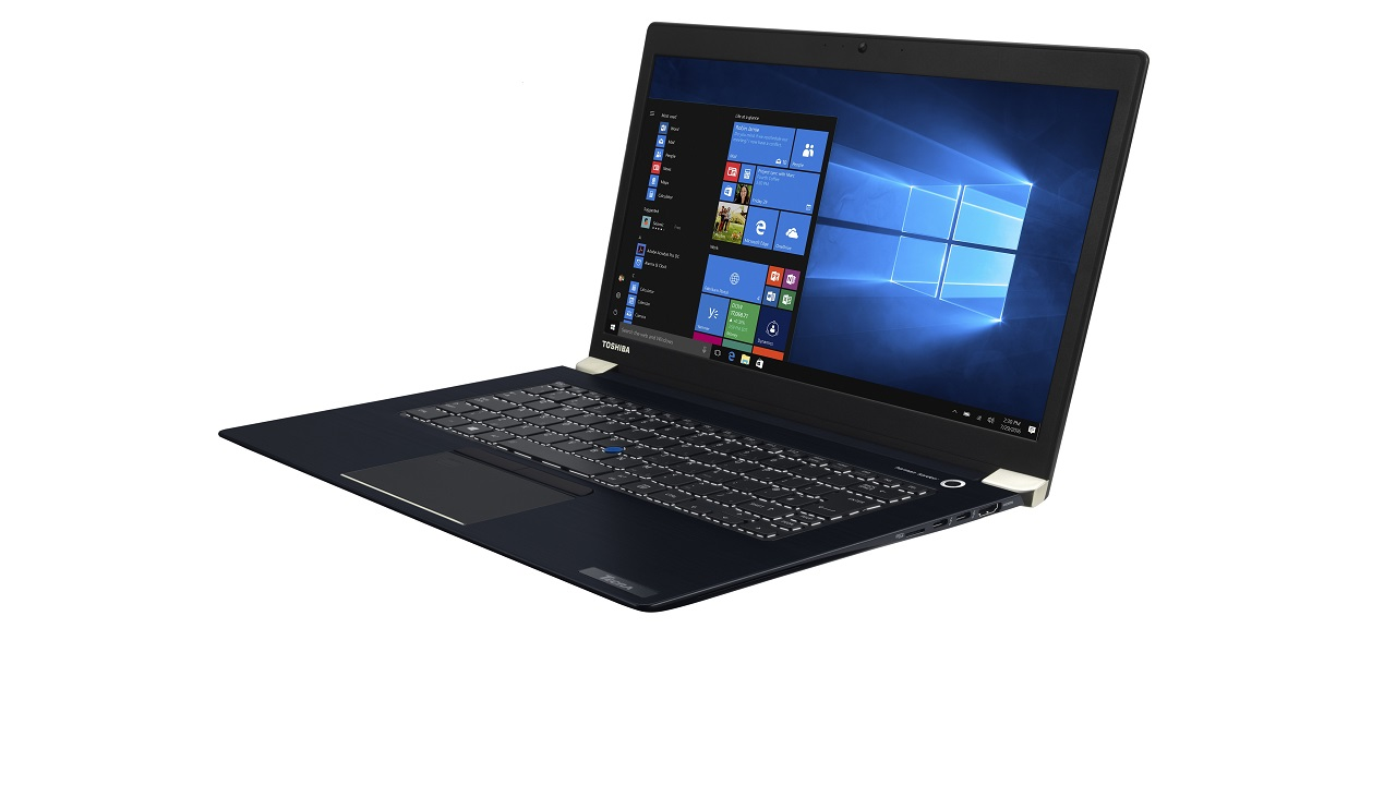 Toshiba lancia i nuovi notebook business Tecra X40-D thumbnail