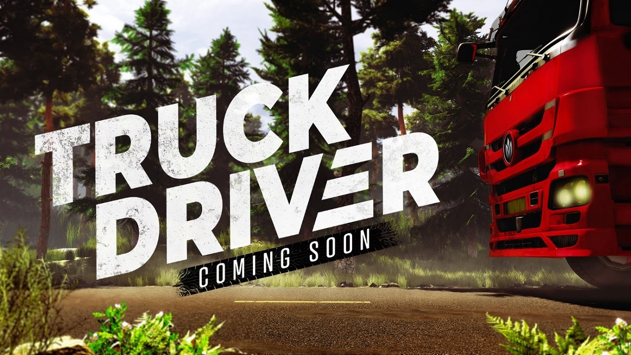 Truck Driver in arrivo su Xbox One, Ps4 e Steam thumbnail