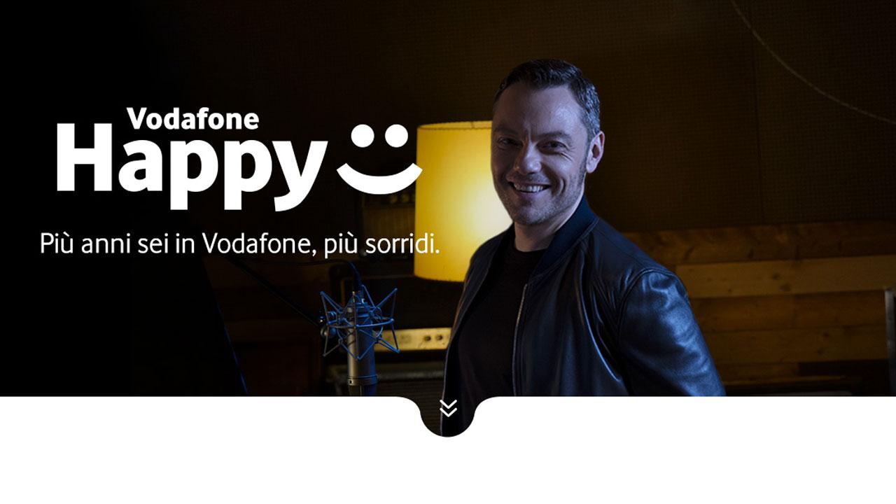 Giga in regalo per i clienti Vodafone Happy: i dettagli dell'iniziativa thumbnail