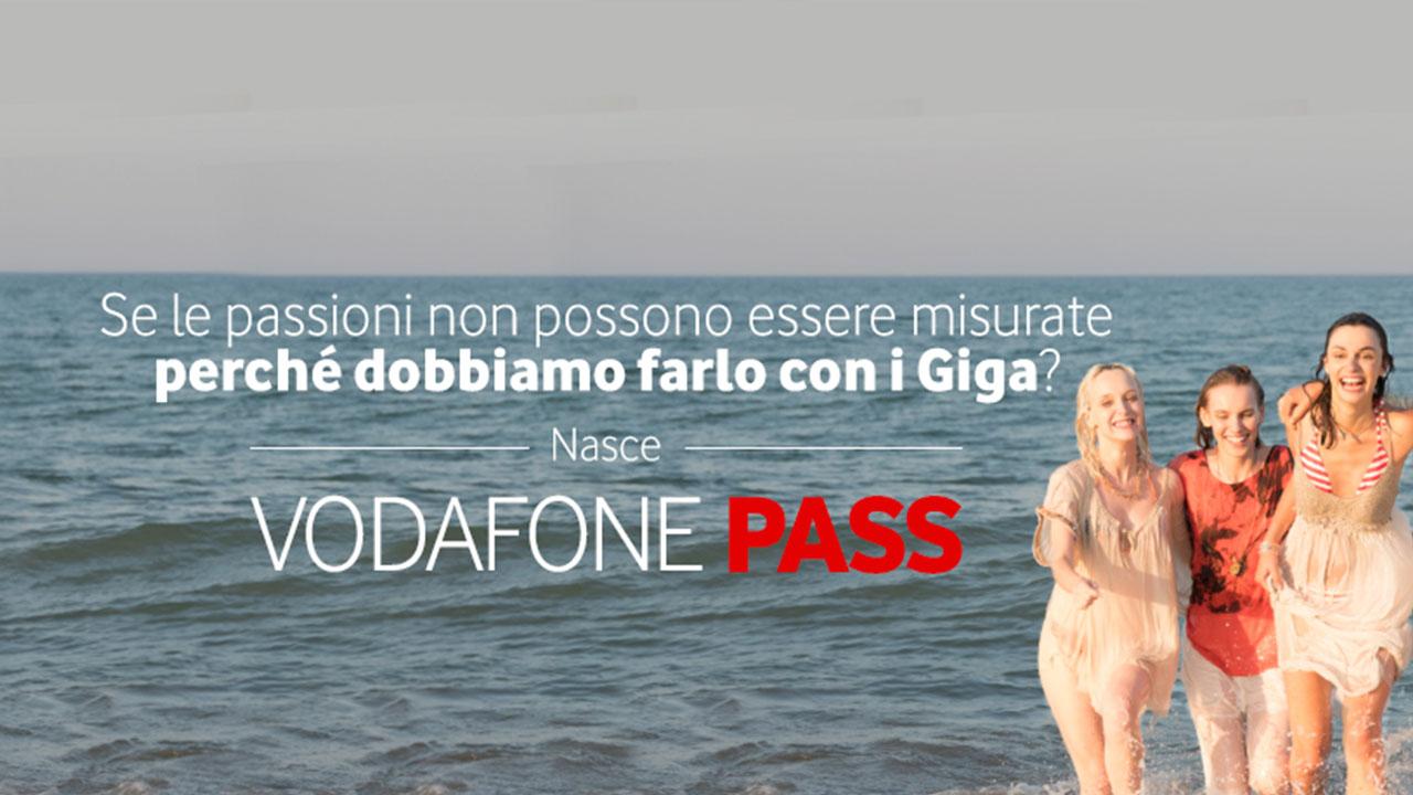 Vodafone Pass: come usare Internet senza consumare i vostri Giga thumbnail