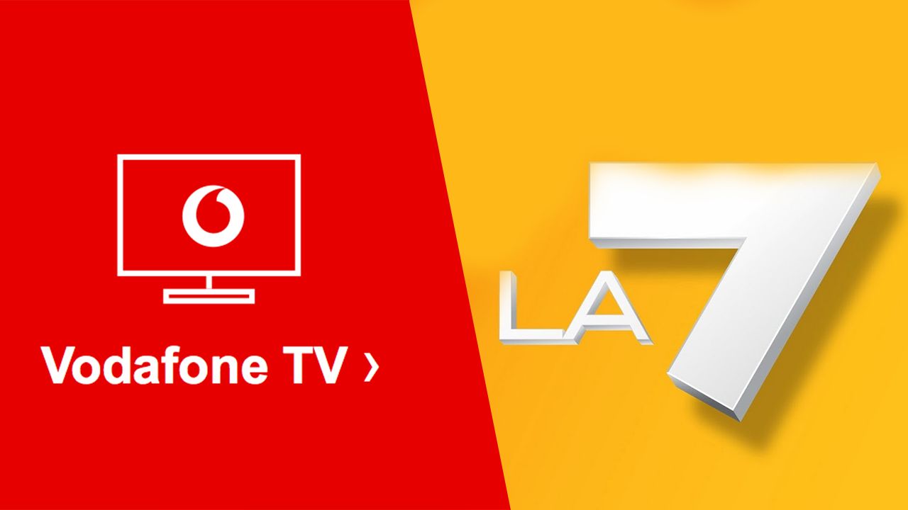 Vodafone TV: arrivano i programmi di La7 e La7d thumbnail