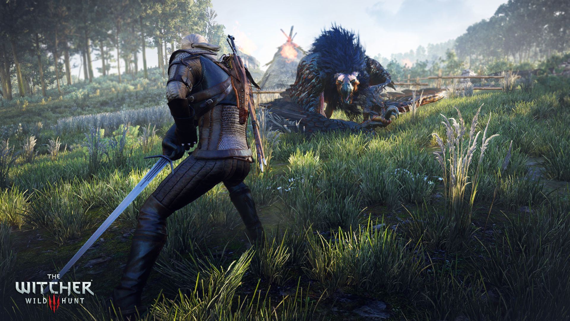The Witcher 3: HDR in arrivo su PlayStation 4 Pro