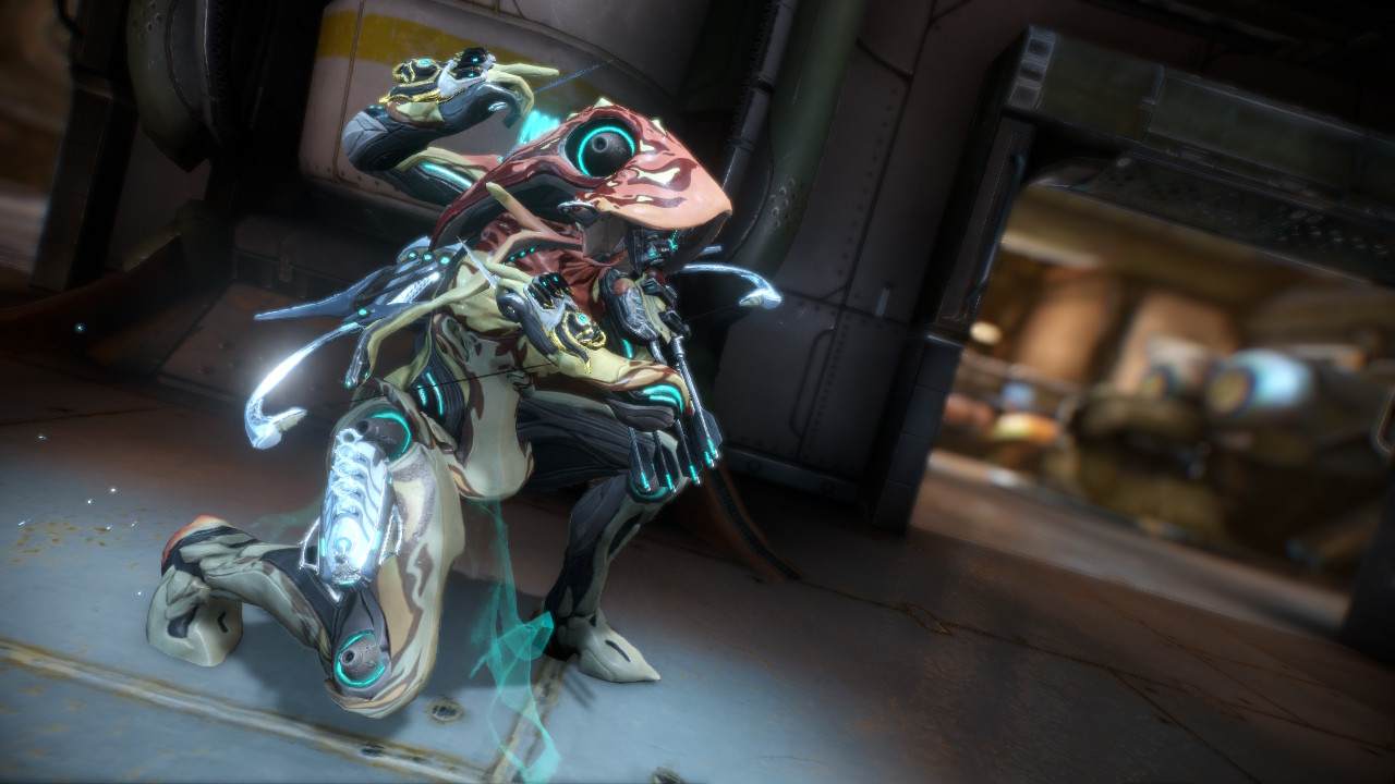 warframe tenno nintendo switch digital extremes