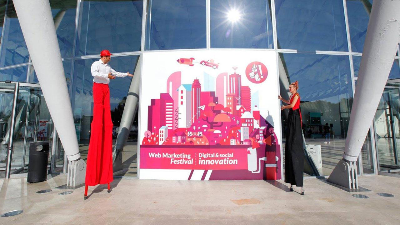 Web Marketing Festival: numeri da record per la 6° edizione thumbnail