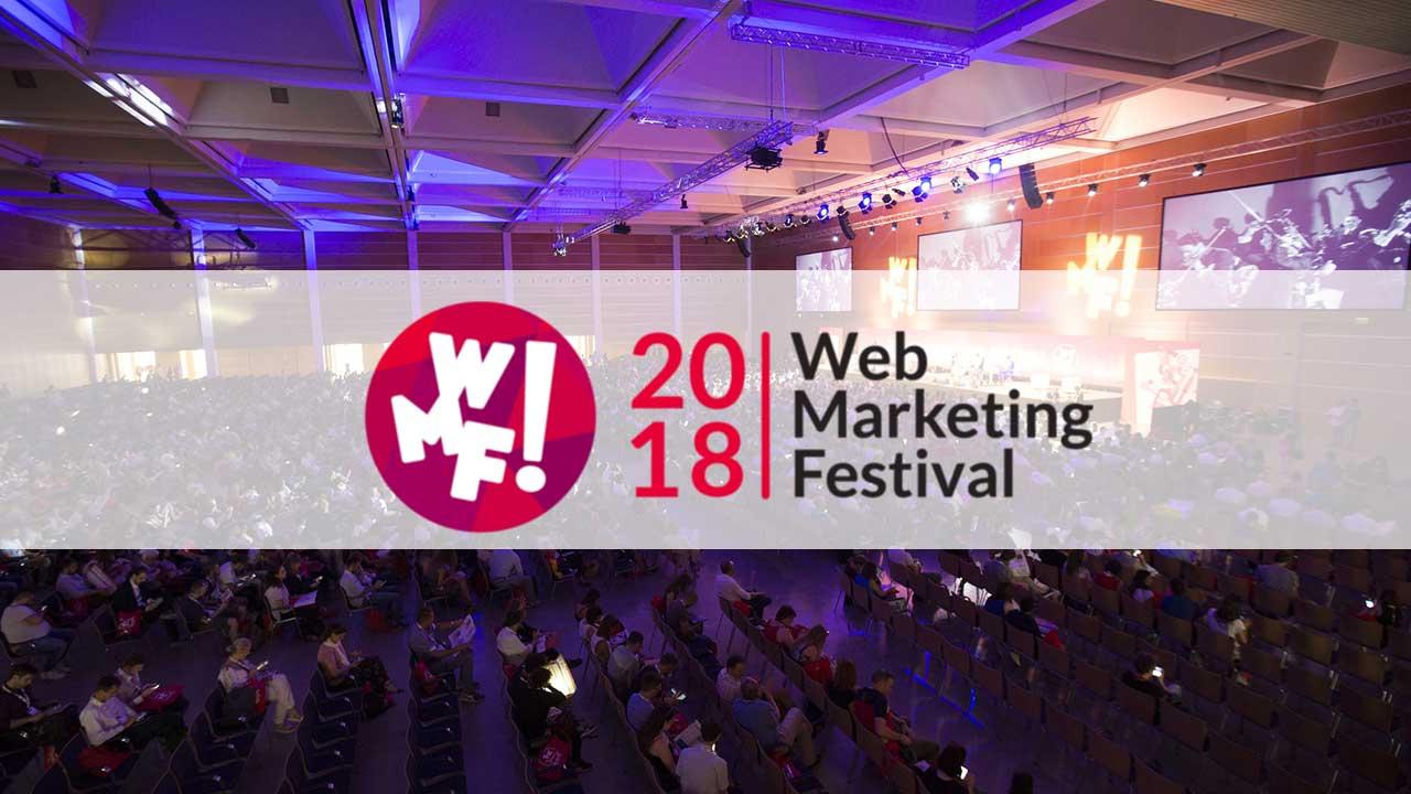 Web Marketing Festival: dal 21 al 23 giugno il digitale conquista Rimini thumbnail