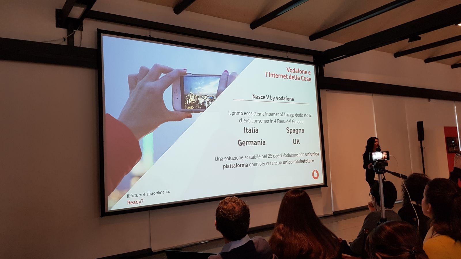 V by Vodafone, l'IoT di Vodafone è stato presentato ufficialmente thumbnail