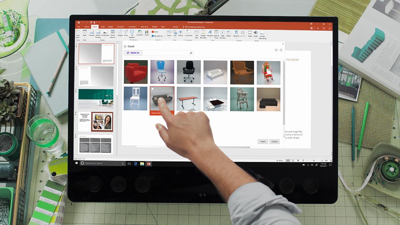 Windows 10: da oggi disponibile il Fall Creators Update thumbnail