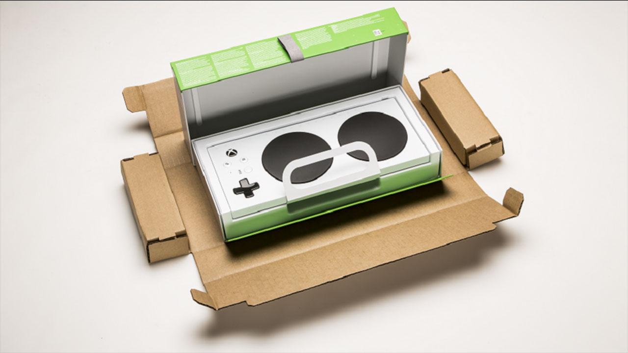 Xbox Adaptive Controller: scopriamo il packaging del nuovo controller thumbnail