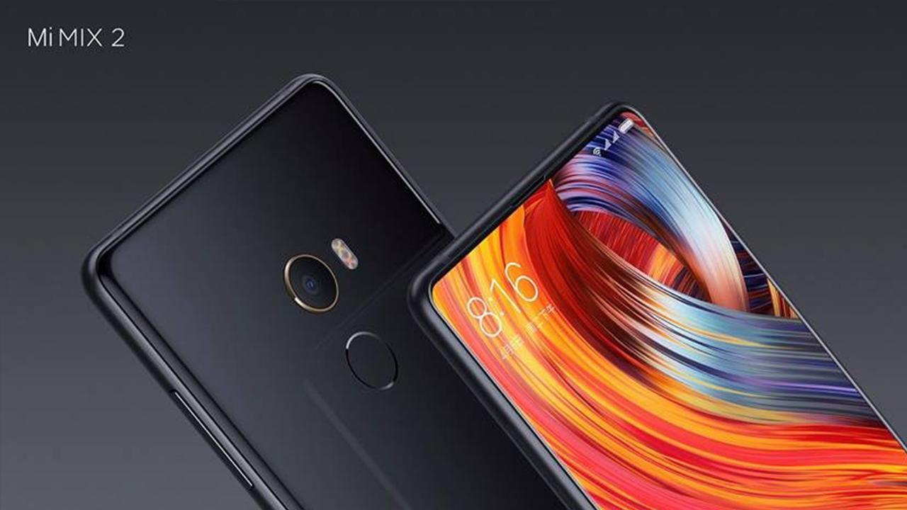 Xiaomi Mi Mix 2: display 18:9 ma niente jack audio thumbnail