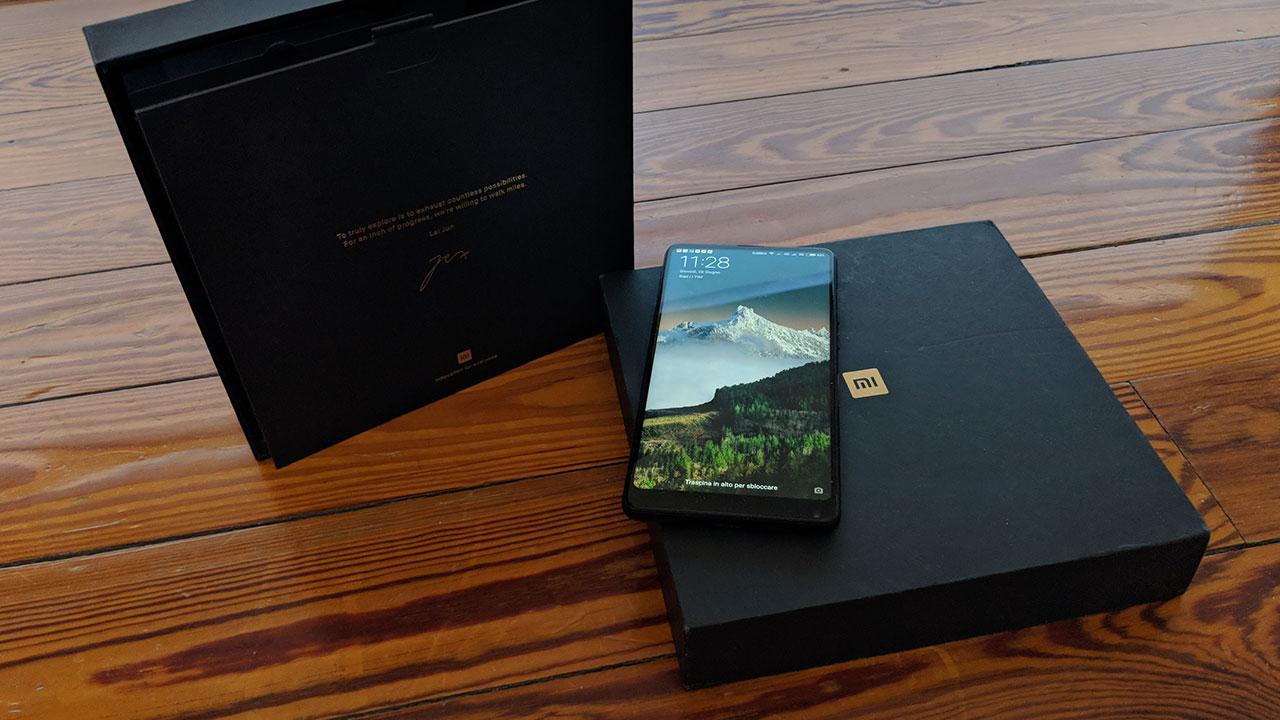 Recensione Xiaomi Mi Mix 2S: che cosa è cambiato? thumbnail