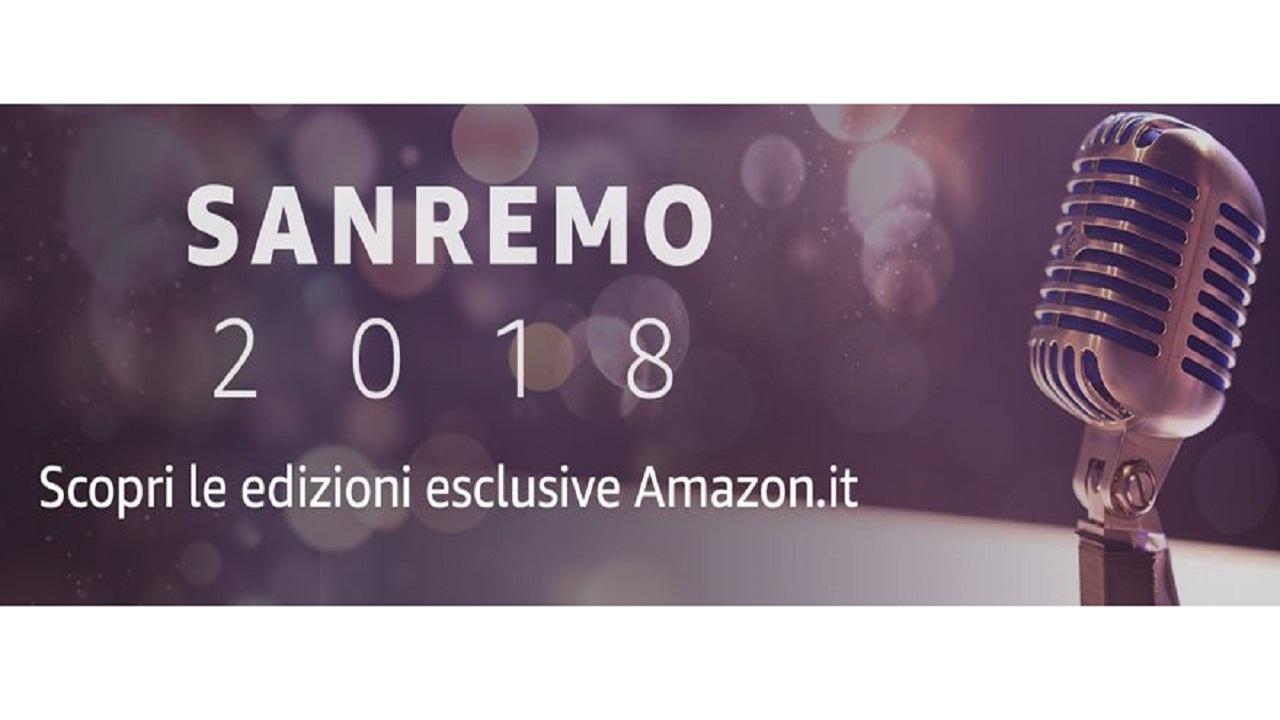 Amazon in prima fila al Festival di Sanremo thumbnail