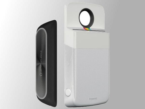 Moto Mods, nuove informazioni su uno speaker Alexa ed una stampante Polaroid thumbnail