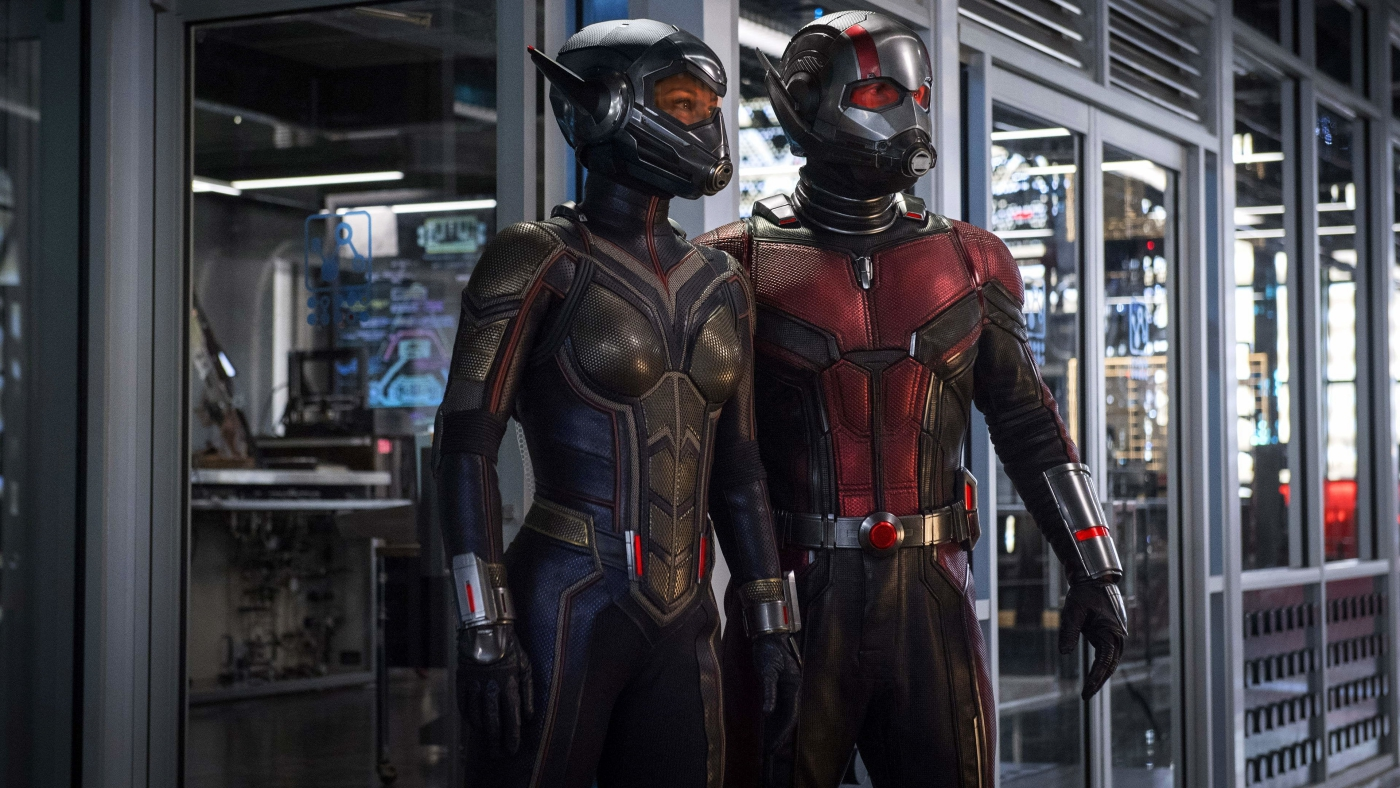 Ant-Man and The Wasp, dietro il film Marvel c'è la tecnologia Dell thumbnail