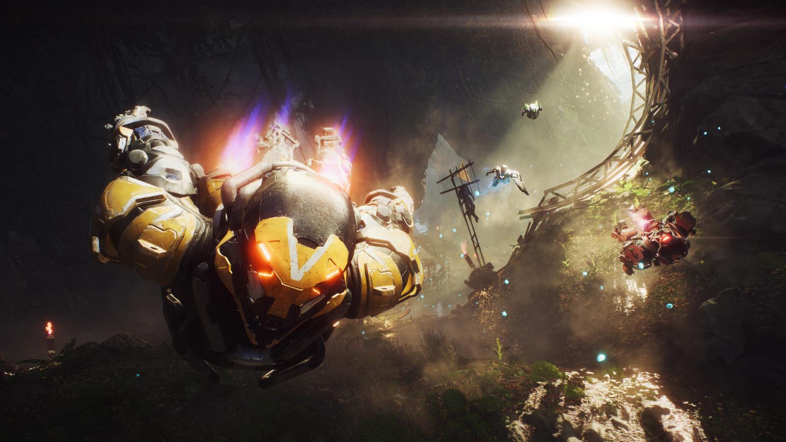 Anthem, nuovi trailer e data d'uscita per lo sparatutto di BioWare thumbnail
