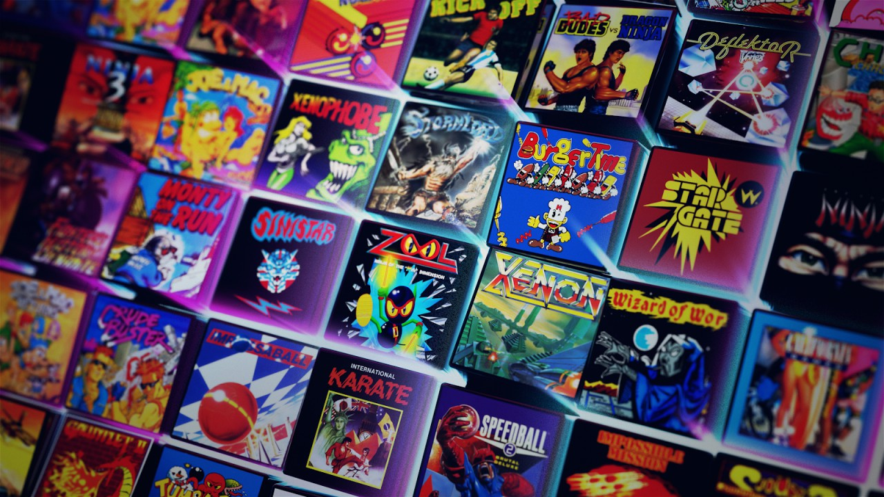 antstream retrogaming streaming retro-games