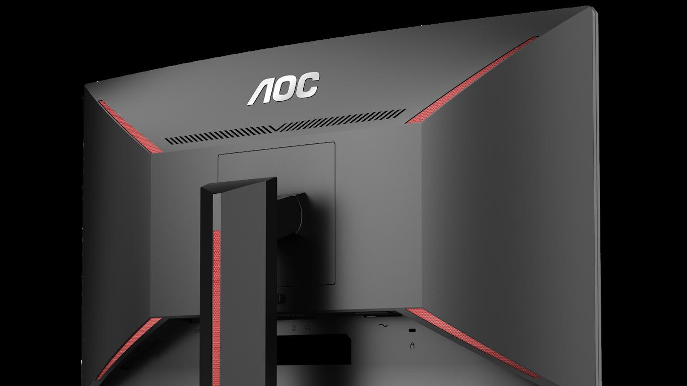 AOC presenta i nuovi monitor curvi entry-level della Serie G1 thumbnail