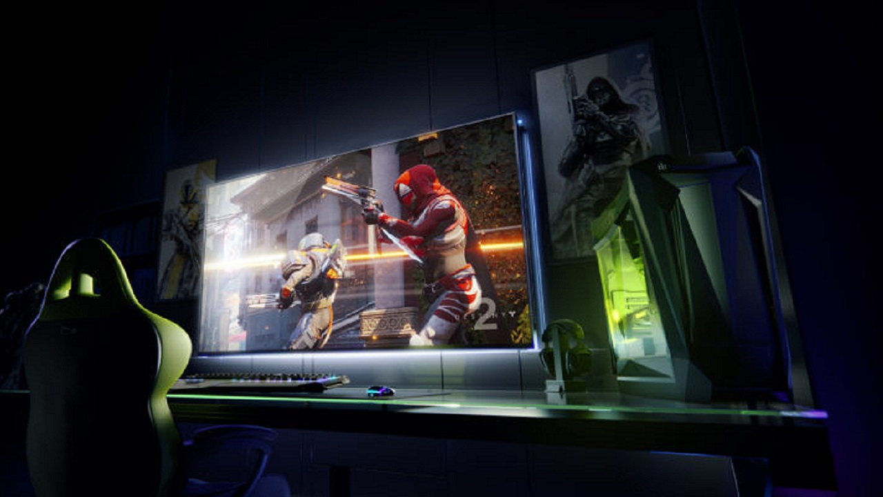 NVIDIA lancia il nuovo gaming monitor compatibile con Android TV thumbnail