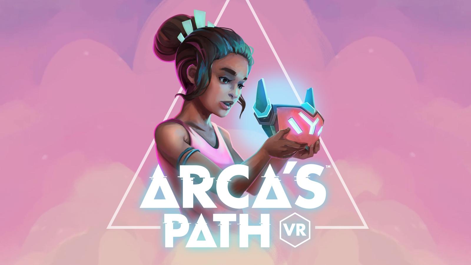 Arca's Path VR, l'hands-on del rilassante puzzle game in realtà virtuale thumbnail