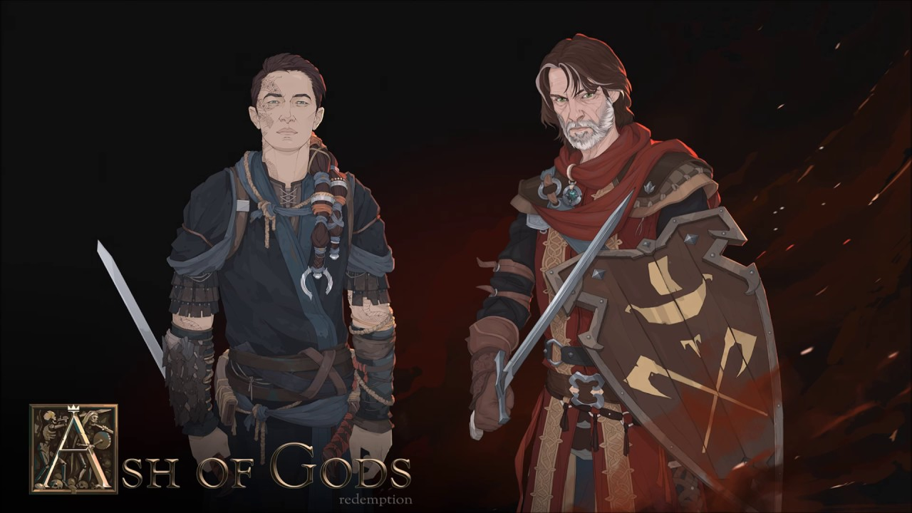 Ash of Gods: scopriamo il team AurumDust in un video thumbnail
