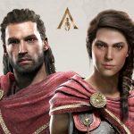 assassin's creed odyssey alexios kassandra