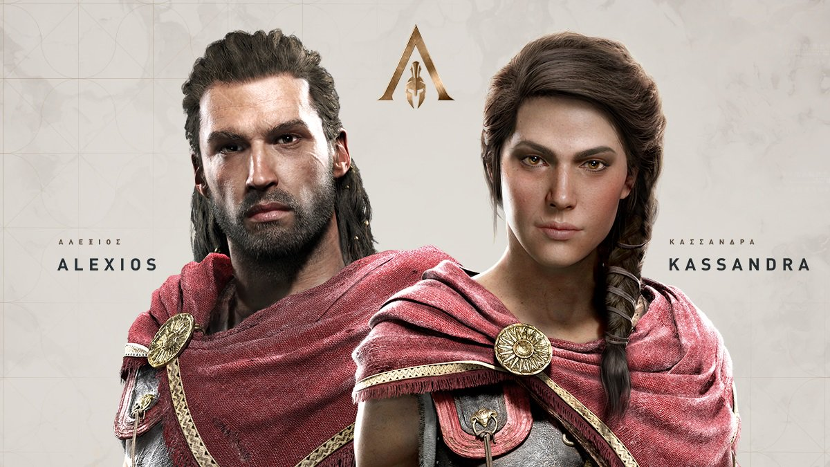 Assassin's Creed Odyssey: due nuovi trailer dalla Gamescom 2018 thumbnail