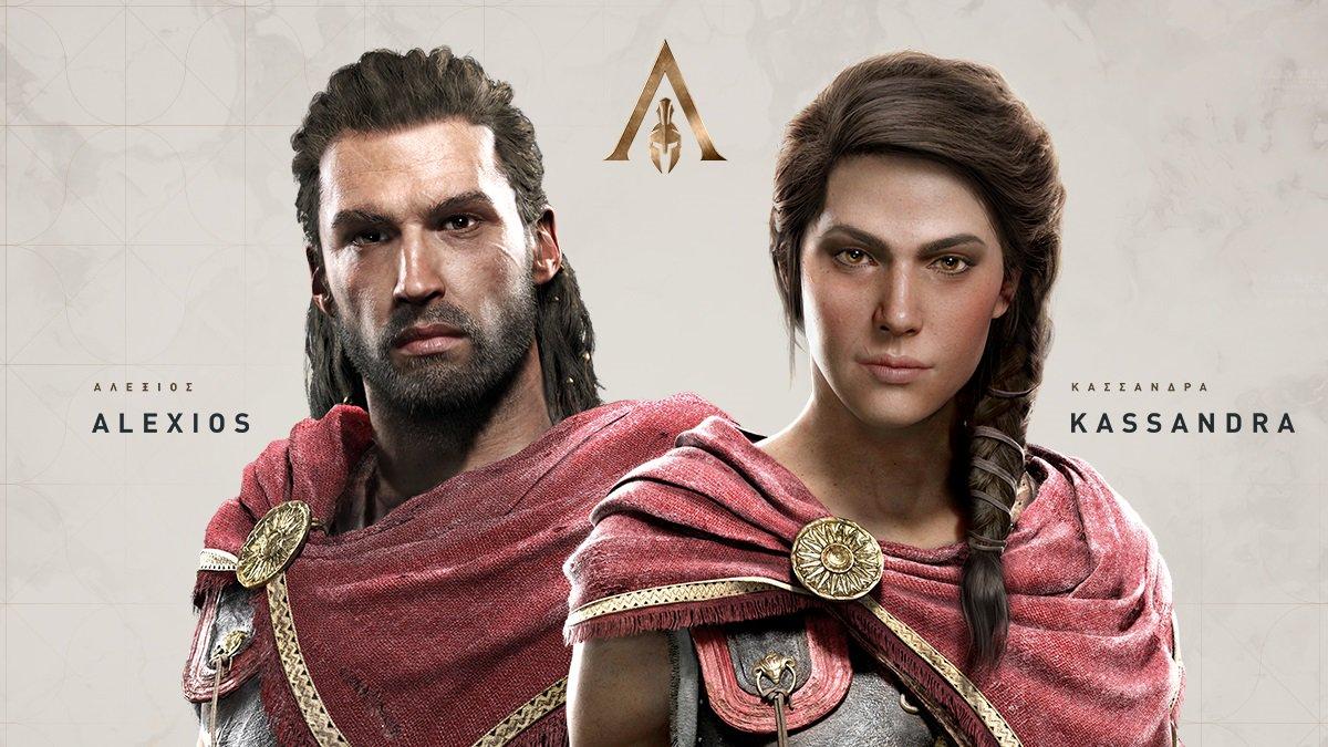 Assassin's Creed Odyssey: due nuovi trailer dalla Gamescom 2018 thumbnail