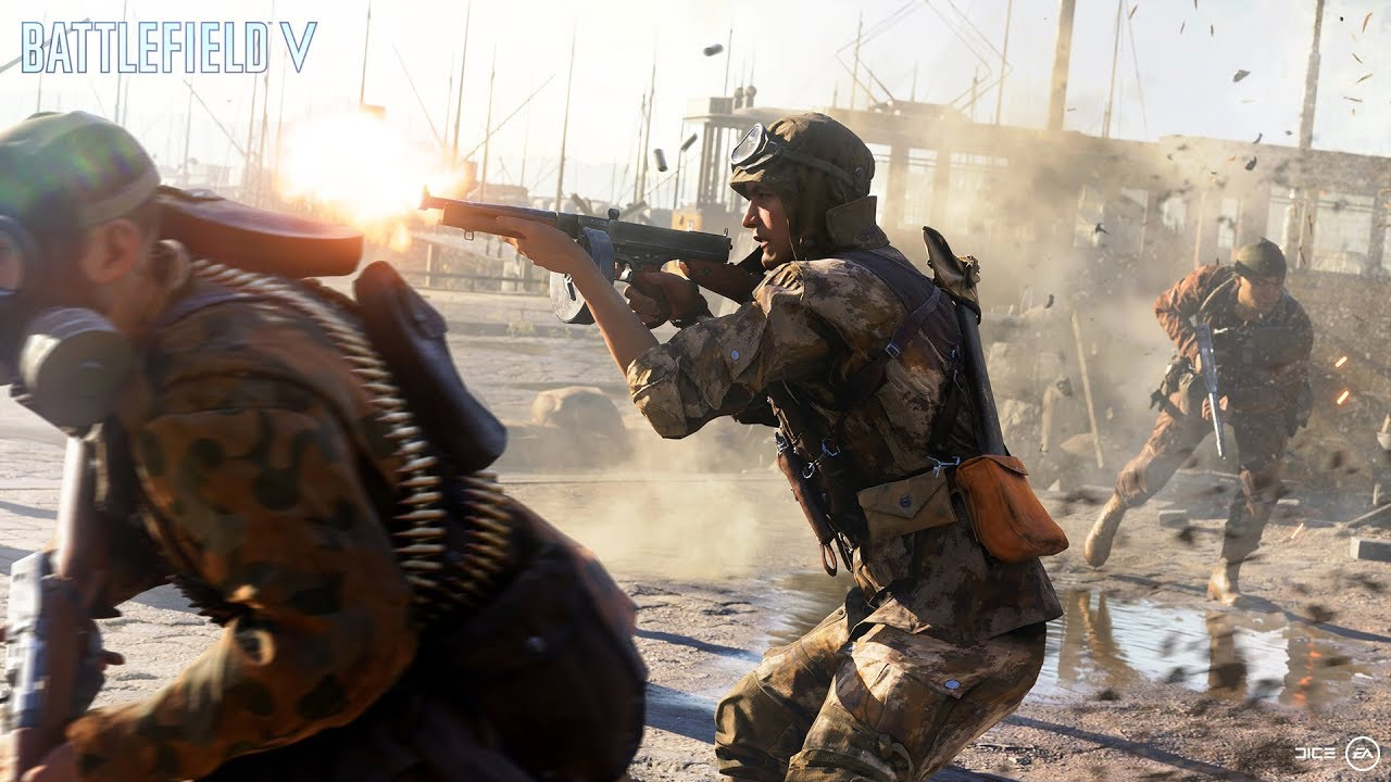 Battlefield 5 Definitive Edition è ora disponibile thumbnail