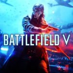Battlefield V logo EA