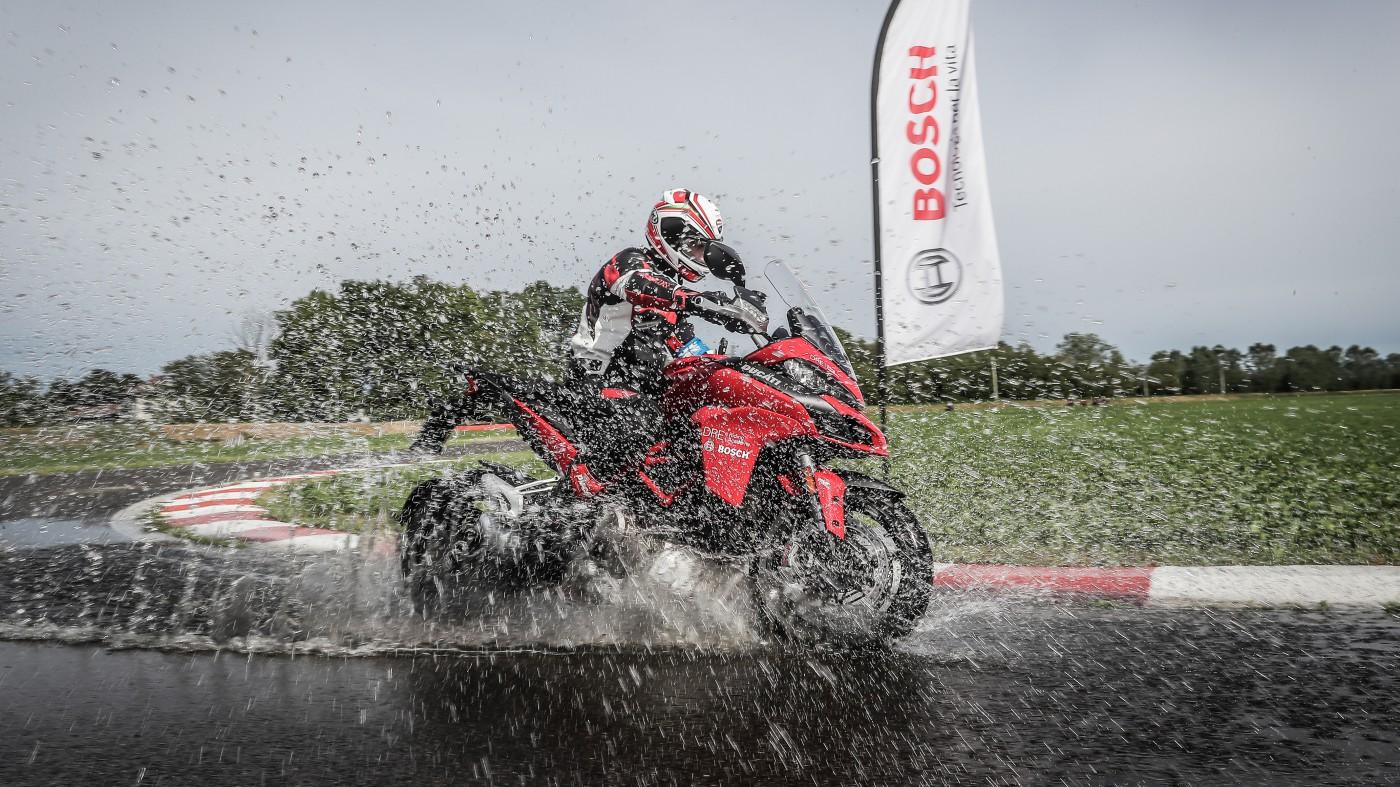 Bosch e Ducati partecipano insieme al World Ducati Week 2018 thumbnail