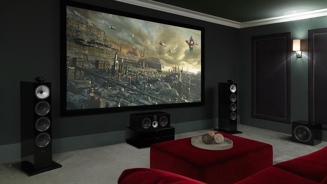 Bowers & Wilkins Serie 700: gli speaker che portano il cinema in casa thumbnail