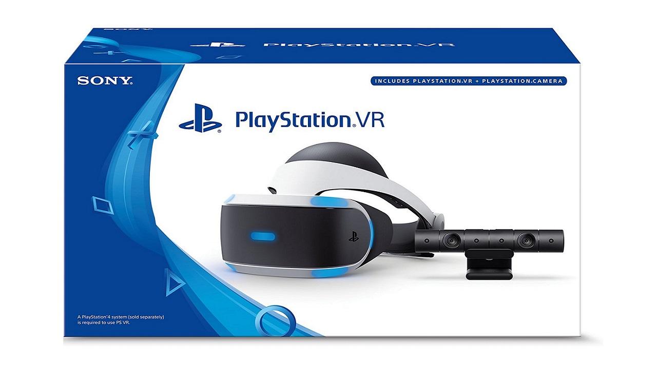 PlayStation VR disponibile a prezzi più bassi con un bundle thumbnail