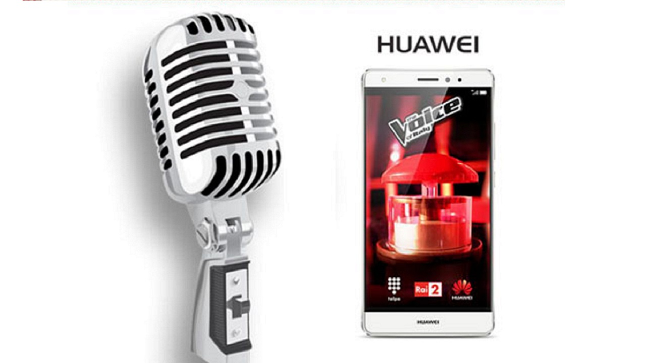 Huawei di nuovo main partner di The Voice of Italy thumbnail