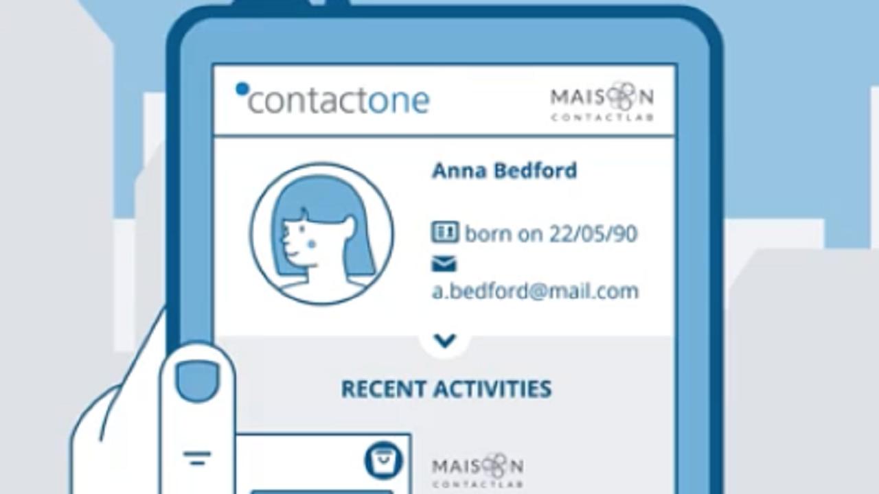 Contactlab presenta Contactone, la piattaforma di contatto diretto tra cliente e venditore thumbnail