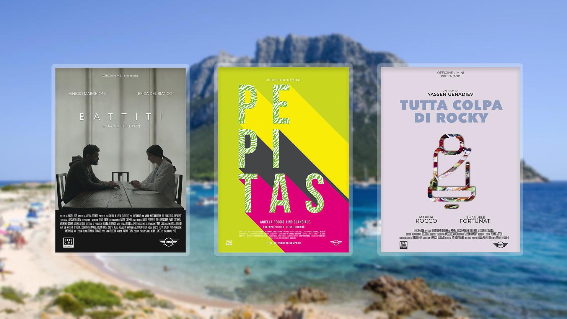 """I cortometraggi """"targati"""" MINI al Festival del Cinema di Tavolara, mi hanno strappato una lacrima thumbnail"""