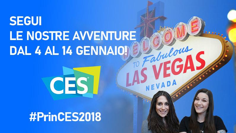 Si parte per il CES di Las Vegas: cosa faremo e cosa vedremo! thumbnail