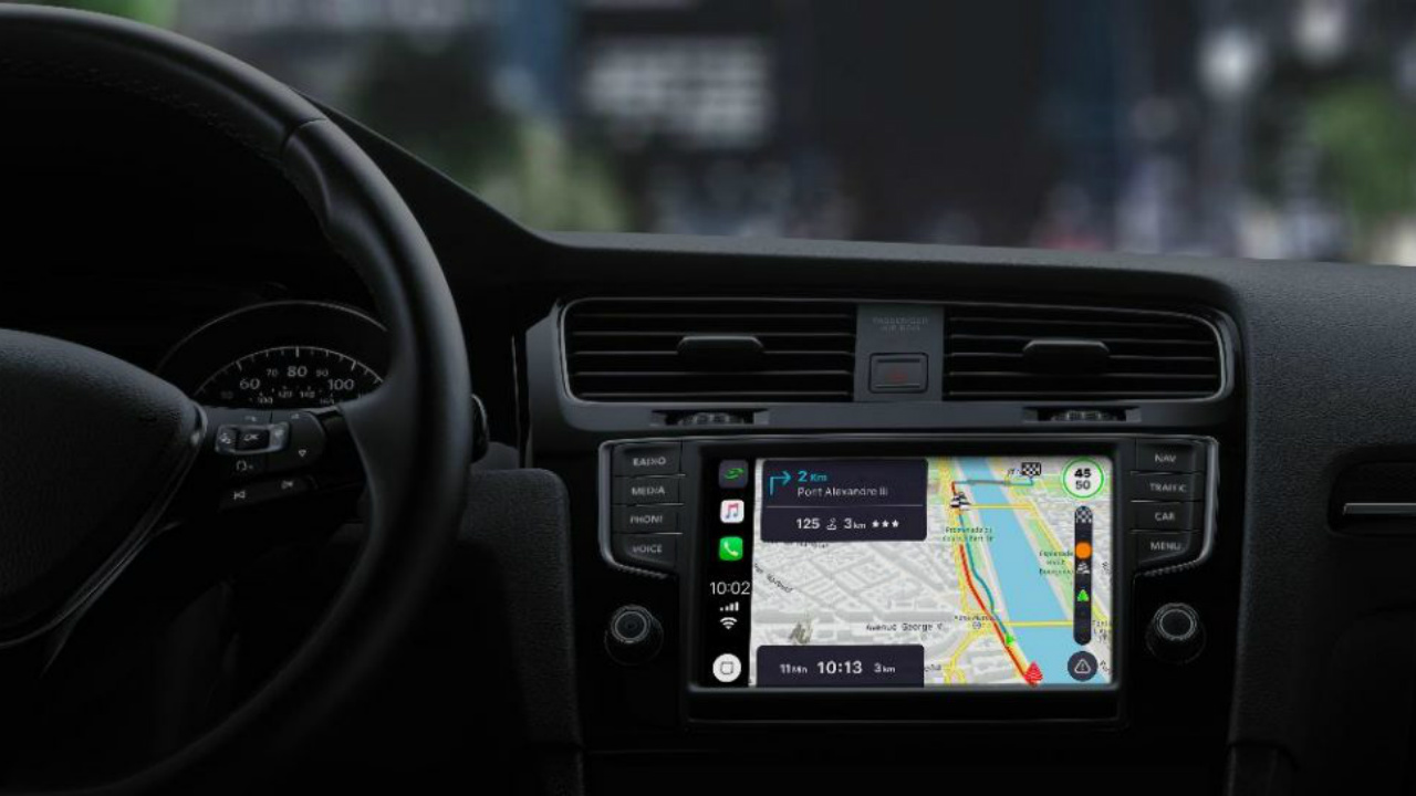 coyote app carplay