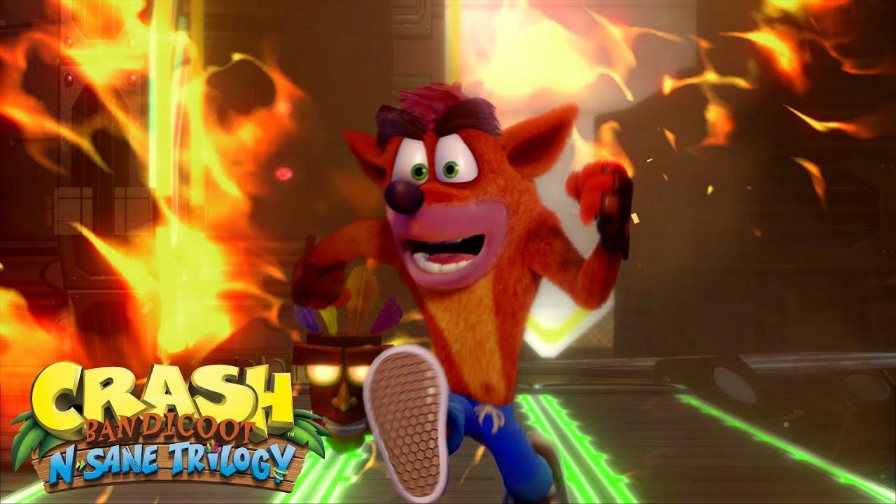 Crash Bandicoot N.Sane Trilogy: arriva il nuovo livello Future Tense thumbnail