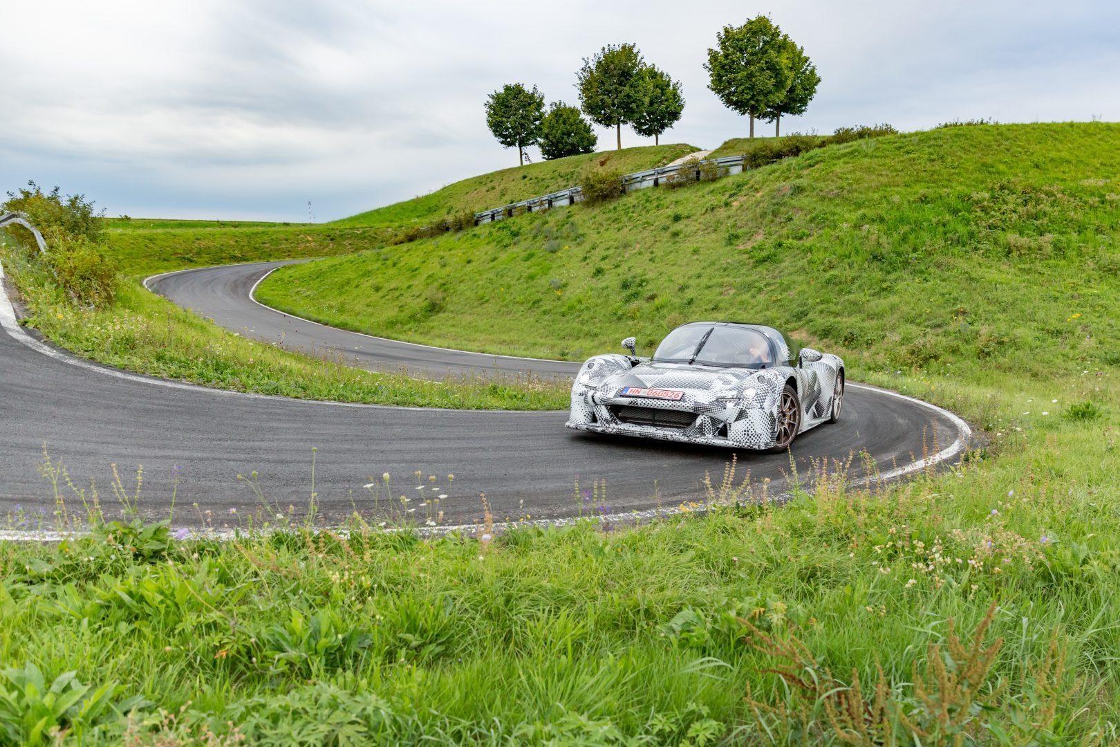 Dallara Stradale: ottime performance e stabilità grazie ad un sistema Bosch thumbnail