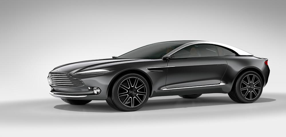 Aston Martin, DBX Concept Car