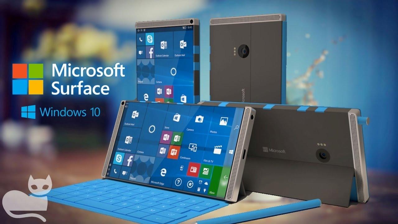 Surface Phone: sarà Dell a realizzare questo dispositivo? thumbnail