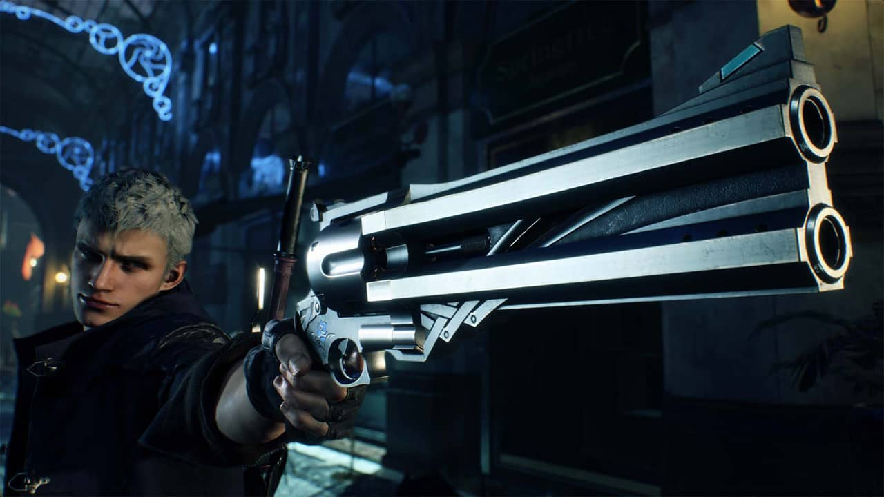 Devil May Cry 5 Special Edition regala un nuovo trailer thumbnail