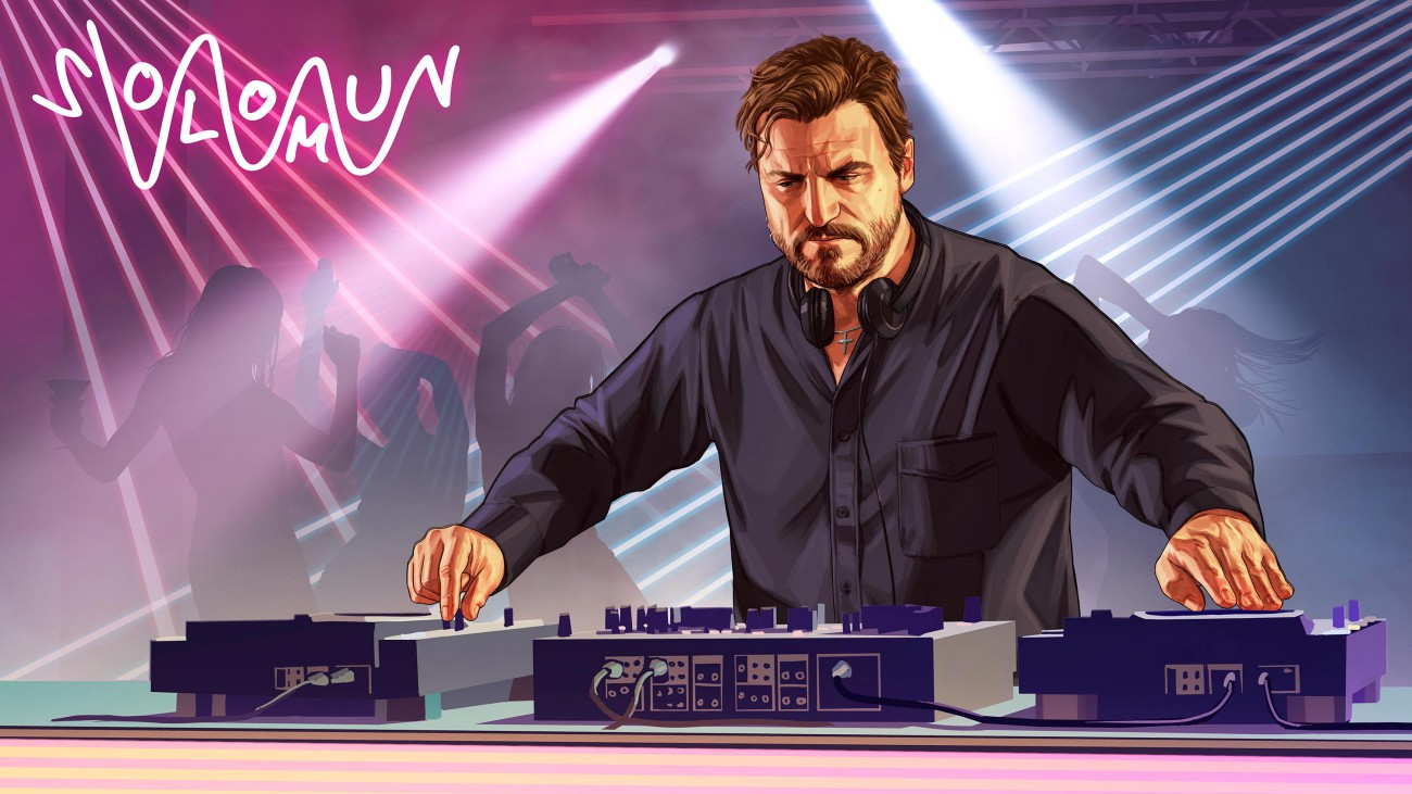 grand theft auto v gta solomun dj after hours online