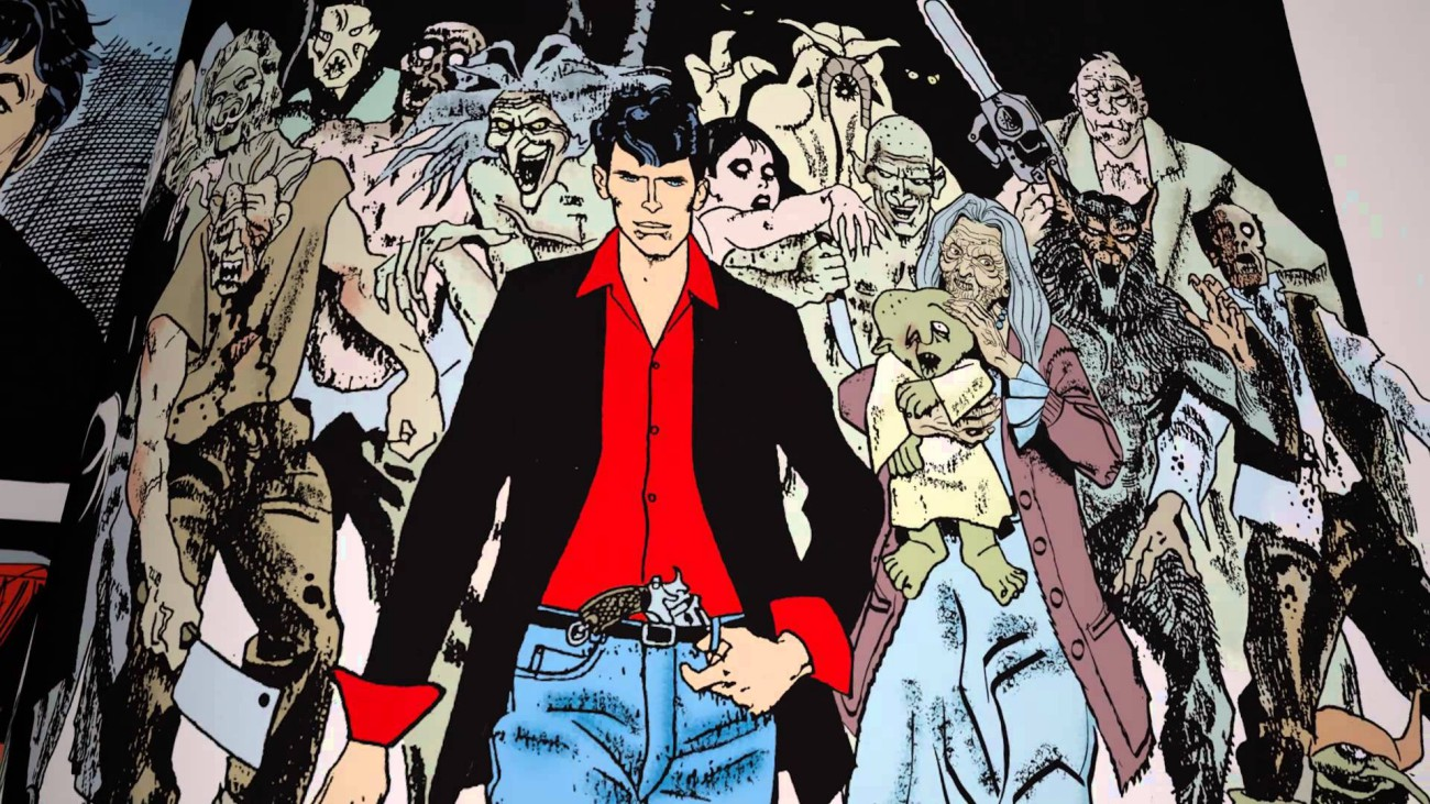 Dylan Dog: in arrivo una serie TV live-action prodotta da Bonelli thumbnail