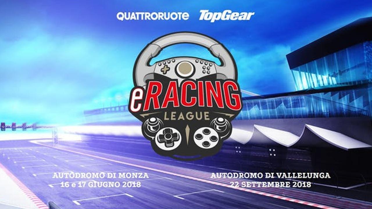 eRacing League: vieni a trovarci all'Autodromo di Monza il 16 e 17 giugno thumbnail