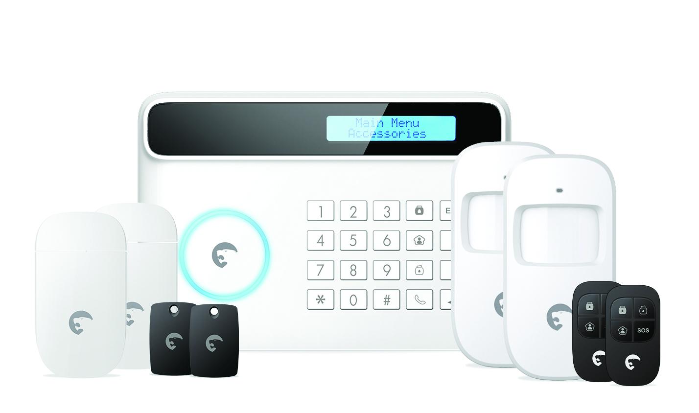eTiger rende il sistema d'allarme a portata di smartphone e tablet thumbnail