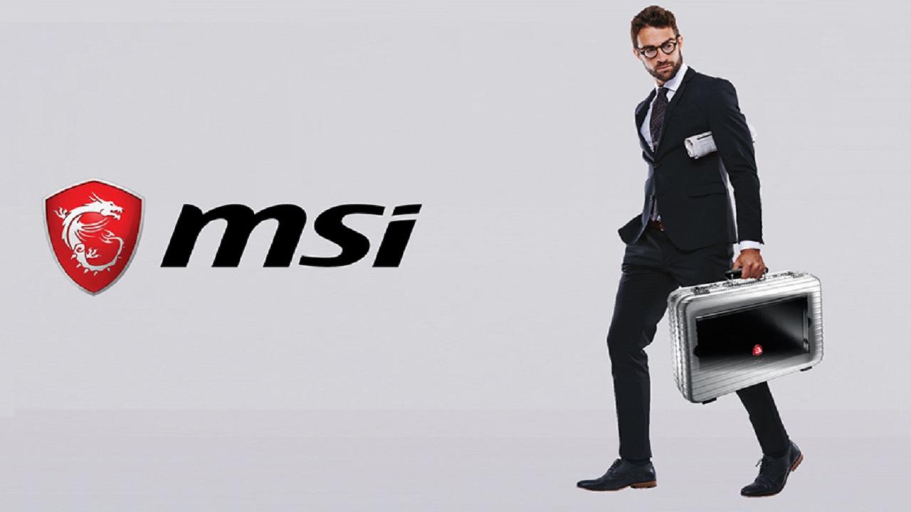 MSI annuncia Elite Gamecase, la valigetta completa per il pc da gaming thumbnail