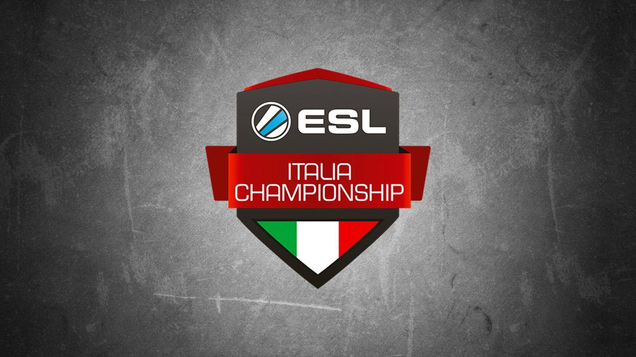 ESL Italia Championship, le finali della Summer Season live a Milano thumbnail