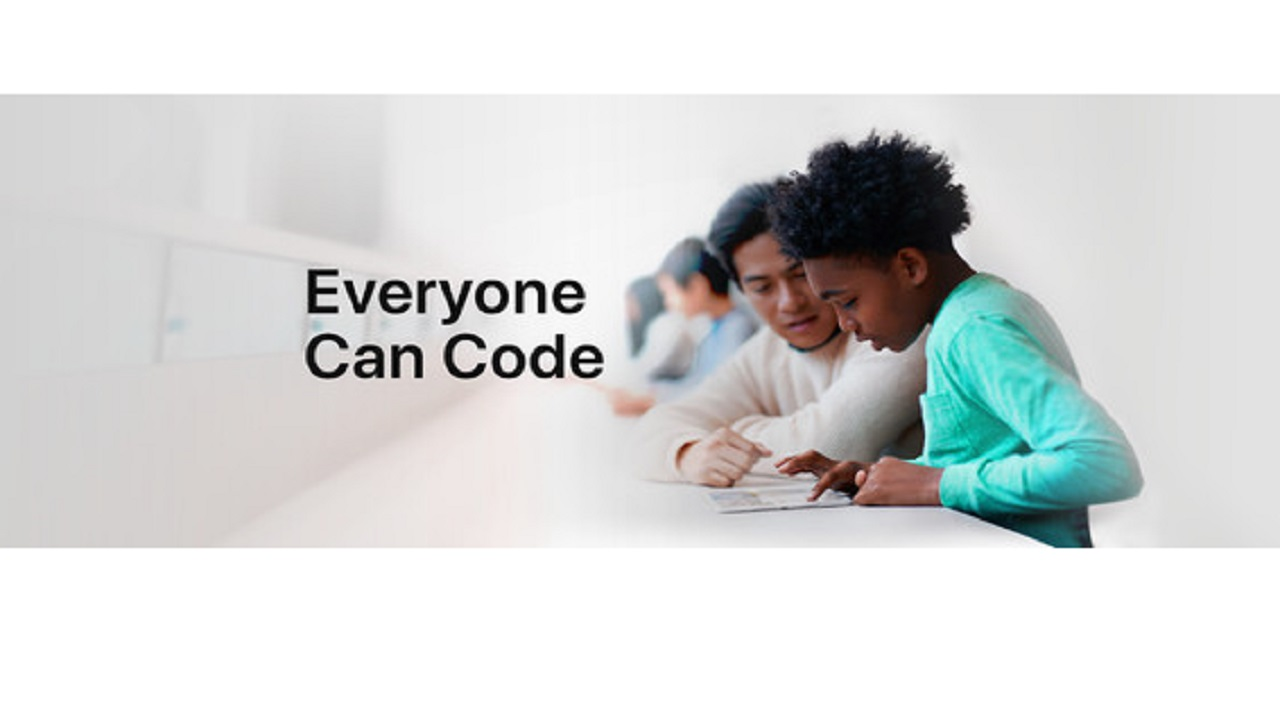 """Everyone Can Code"" il programma Apple adottato in scuole e università europee thumbnail"